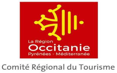Comité Régional du Tourisme Occitanie: regroupement des régions